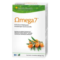 Omega7  tyrniöljykapseli 90 kaps