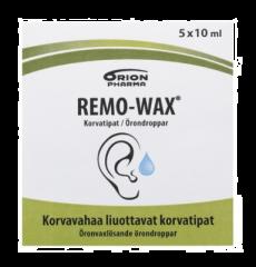 REMO-WAX KORVATIPAT 5X10 ML
